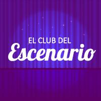 Contacto El Club del Escenario_Logo